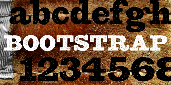 Bootstrap Pro font family