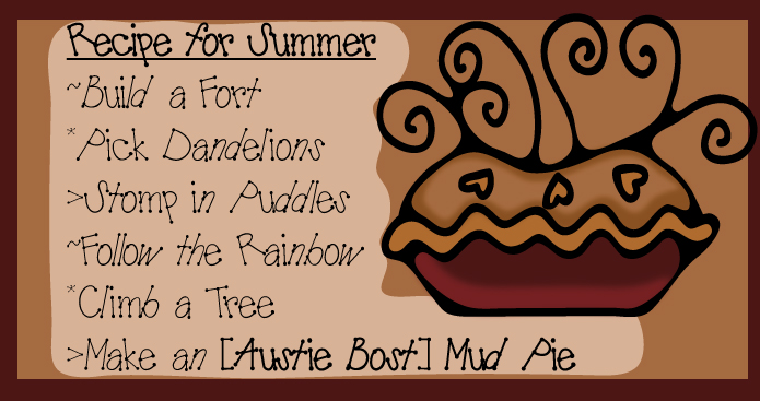 Austie Bost Mud Pies font family