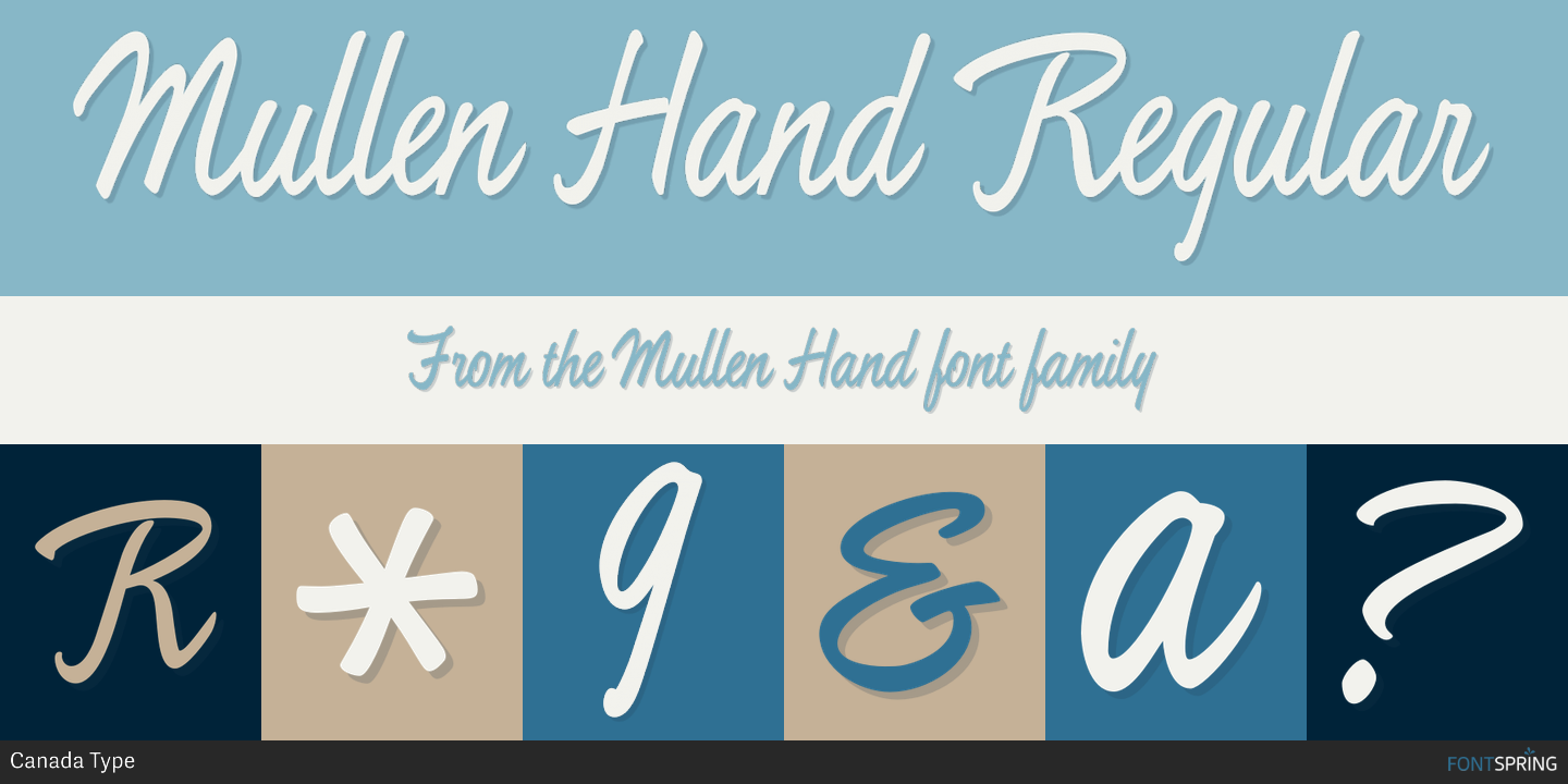 186 results for mullen hand