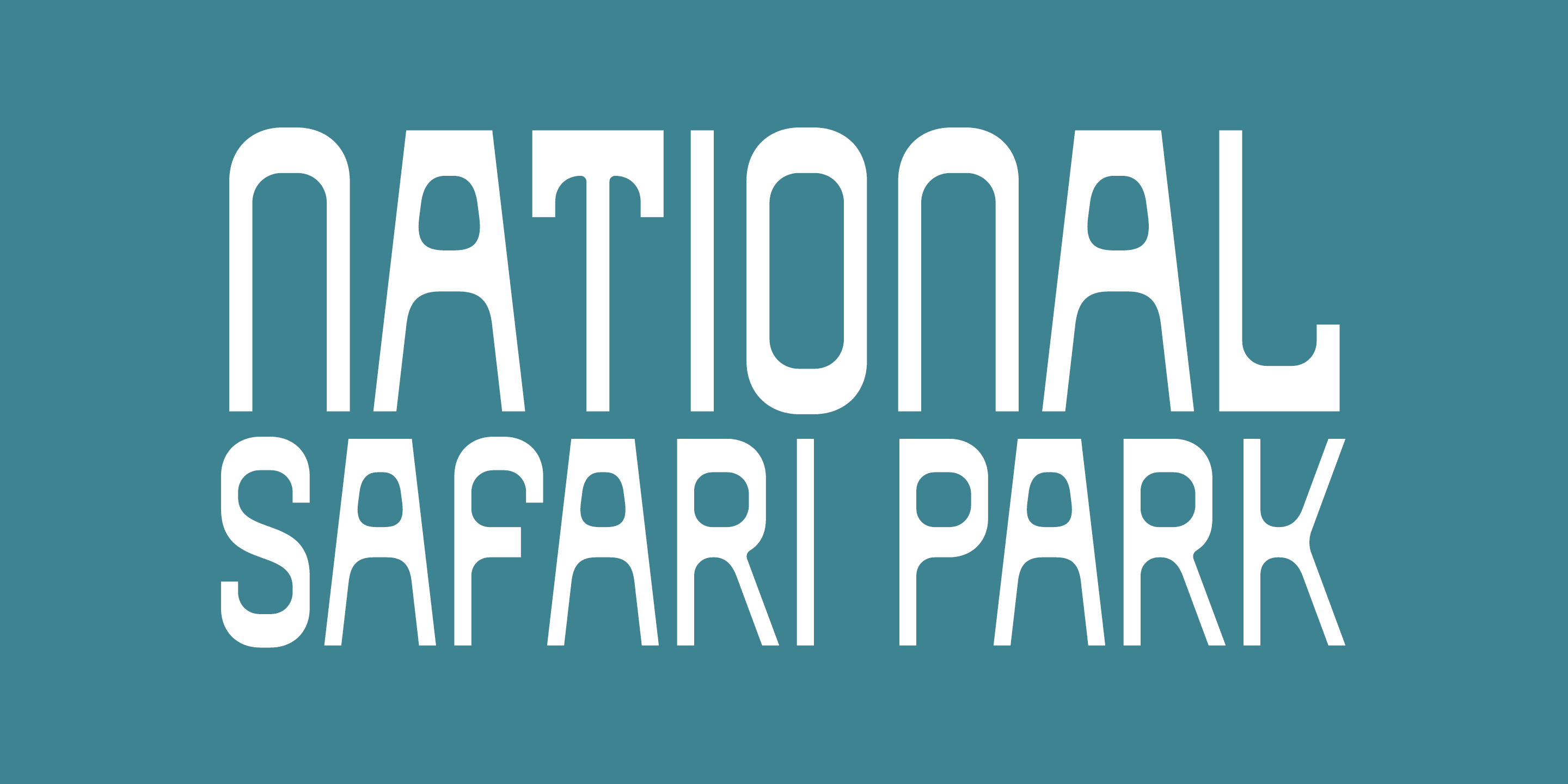 Fontspring   African Elephant Trunk Font by Dharma Type
