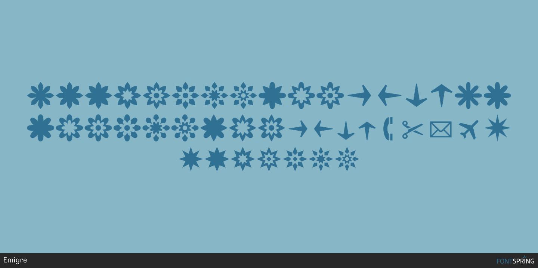 Matrix Ii Inline Script Font Fontspring
