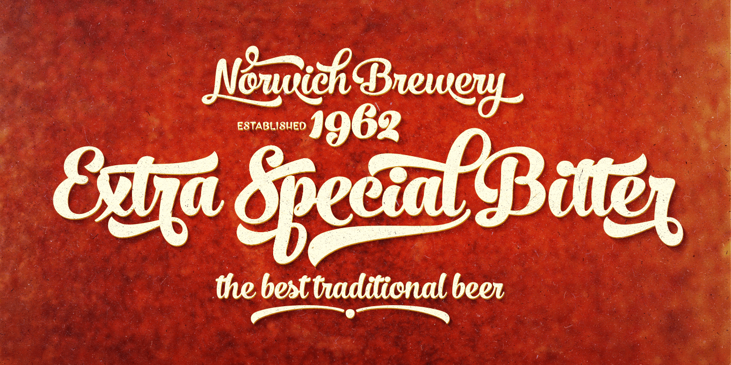 Fontspring   No  Seven Fonts by Fenotype