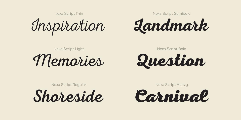 50s Font – Air Media Design