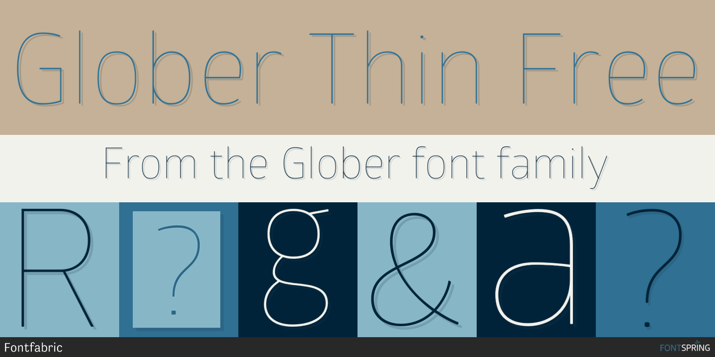 glober design