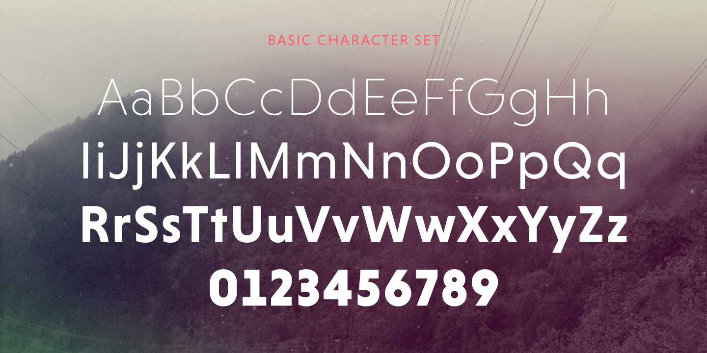 25+ Most Used Sans-Serif Fonts in 2018 - Algrim co