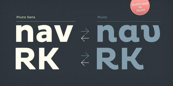 pluto sans font free download mac