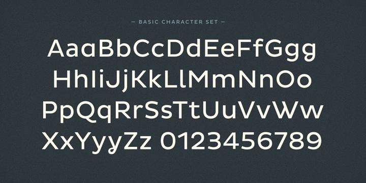 Pluto Sans Font | Fontspring