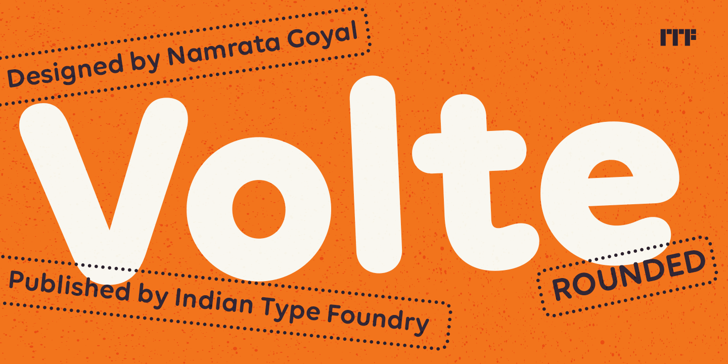 volte rounded semibold font free download