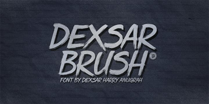 dhf dexsar brush