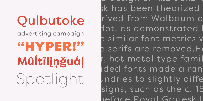 Fontspring | Filson Soft Fonts by Mostardesign