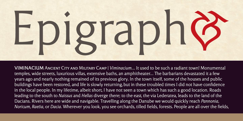 syllabus and opening epigraphs