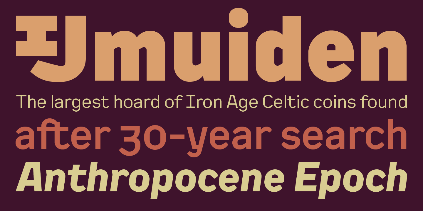 Fontspring » Kade Fonts by ReType