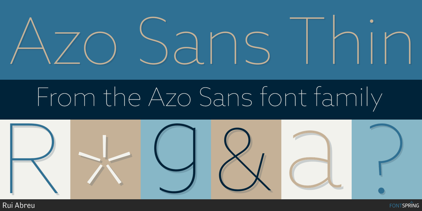 Fonts added