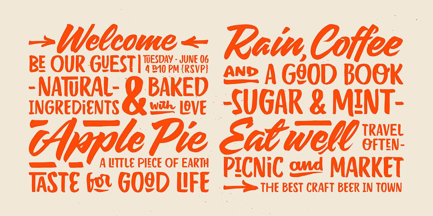 Quotes font family - 8