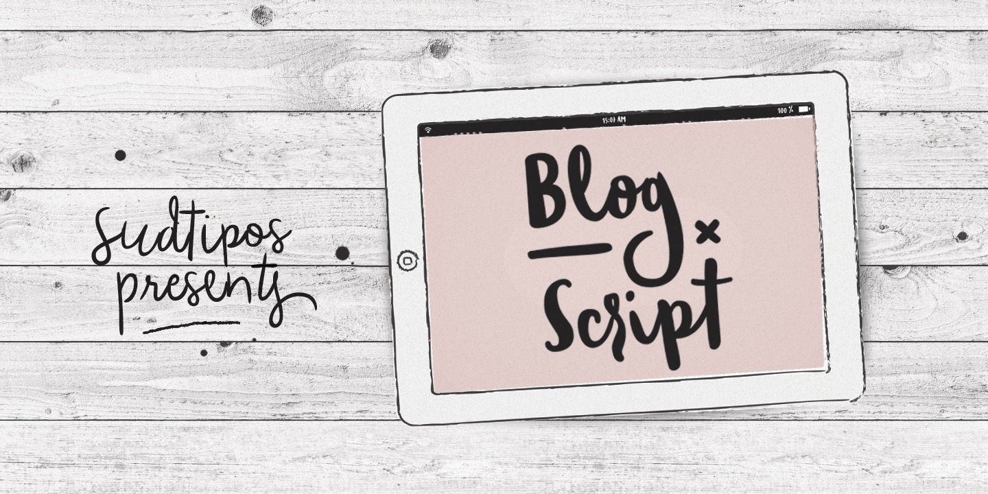 Simple Blog PHP script