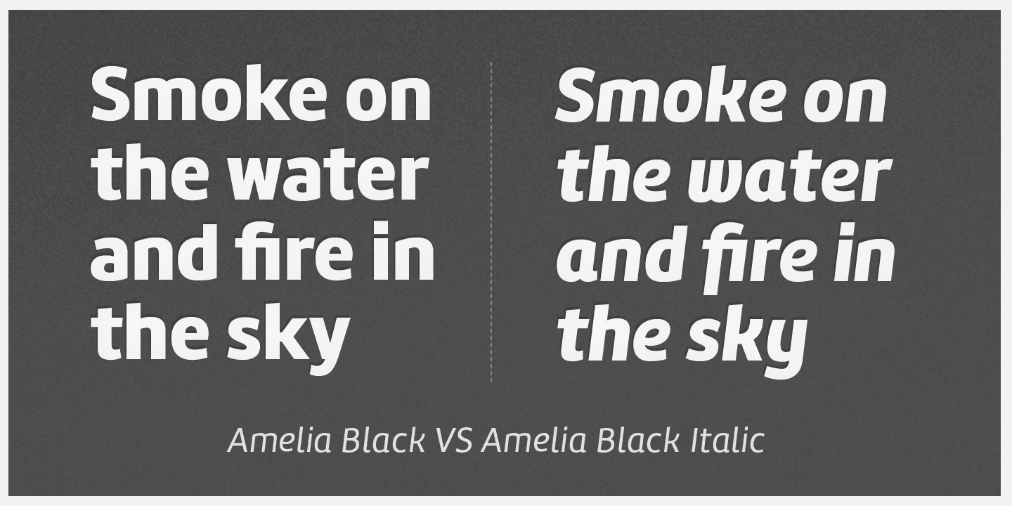 Amelia Fonts by TipoType » Fontspring
