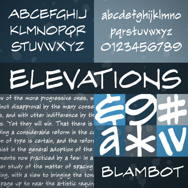 Elevations BB