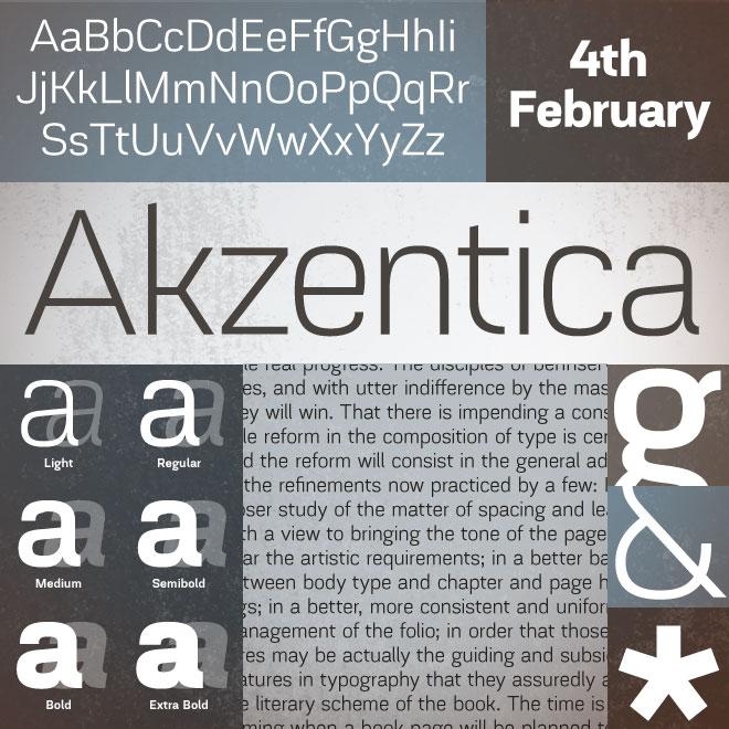 Akzentica Poster