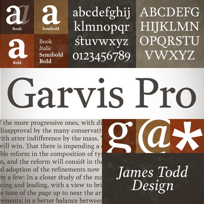 Garvis Pro