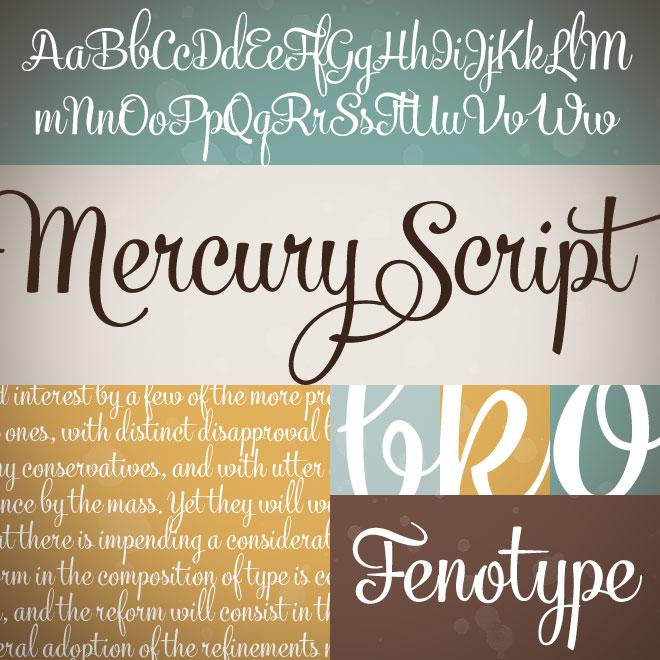 Mercury Script