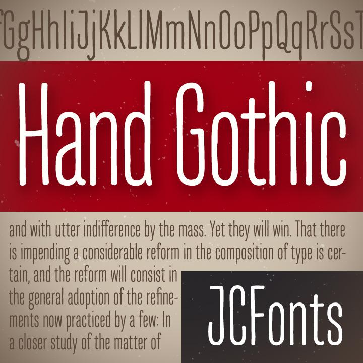 Handgothic