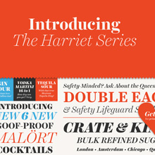Harriet Series