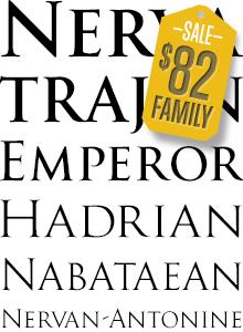 Goudy Trajan