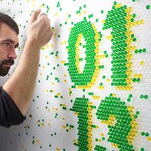 Bubble Wrap Typography