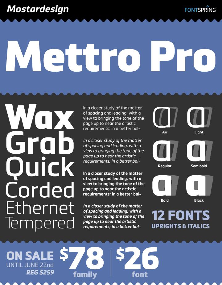 Mettro Pro