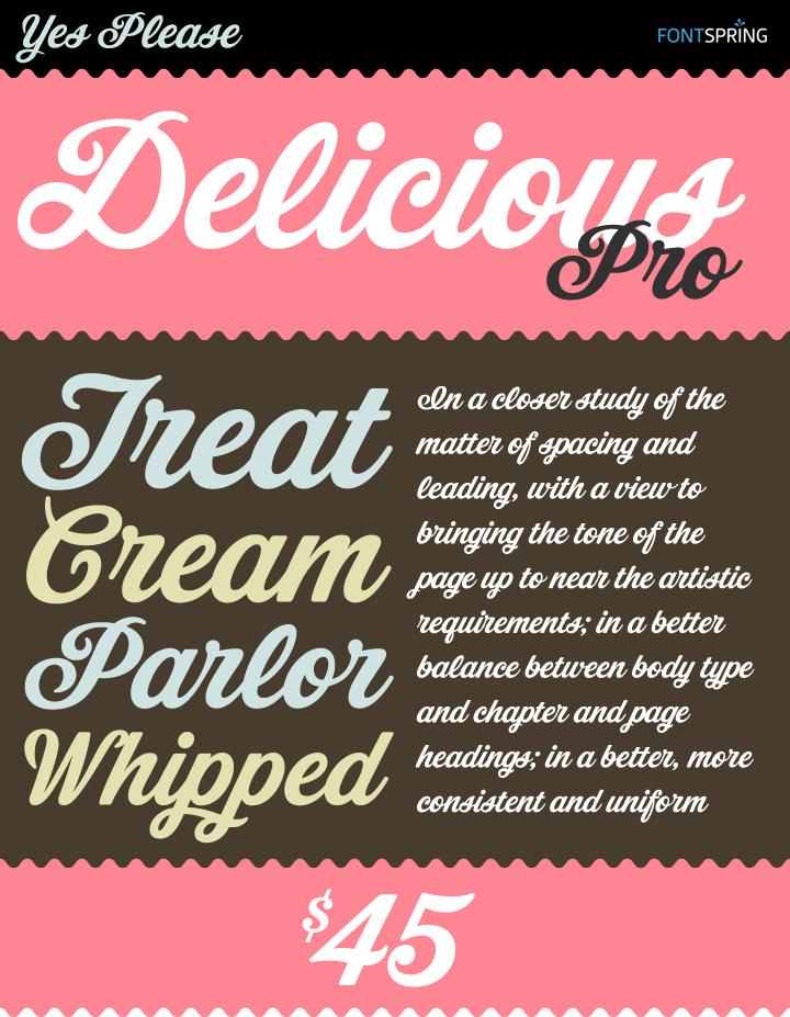 Delicious Pro