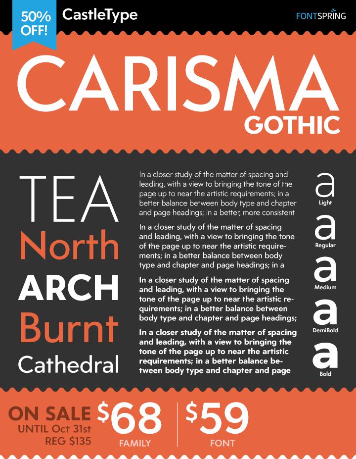 Carma Gothic