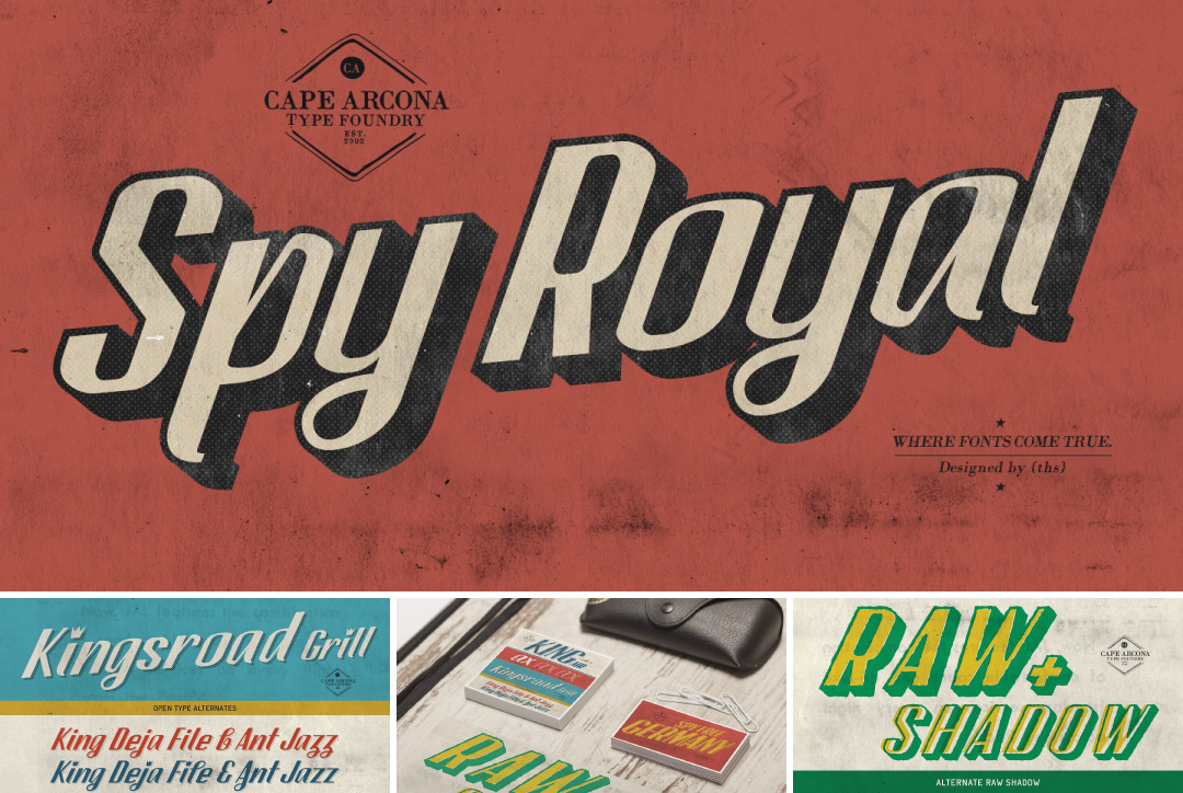 CA Spyroyal