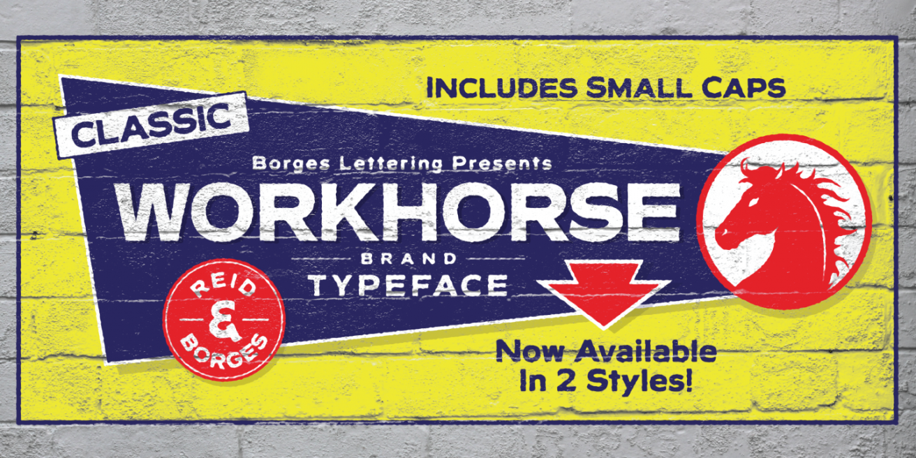 Workhorse Poster
