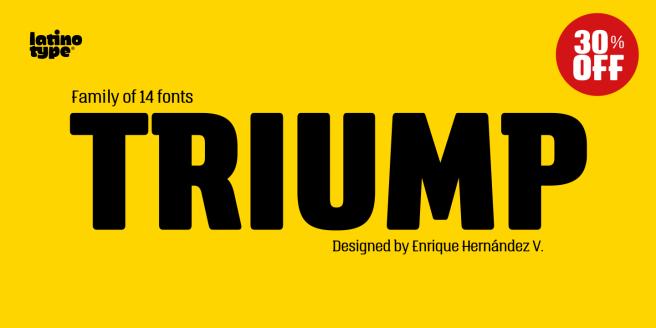 Triump Poster