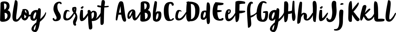 Blog Script Sample Text
