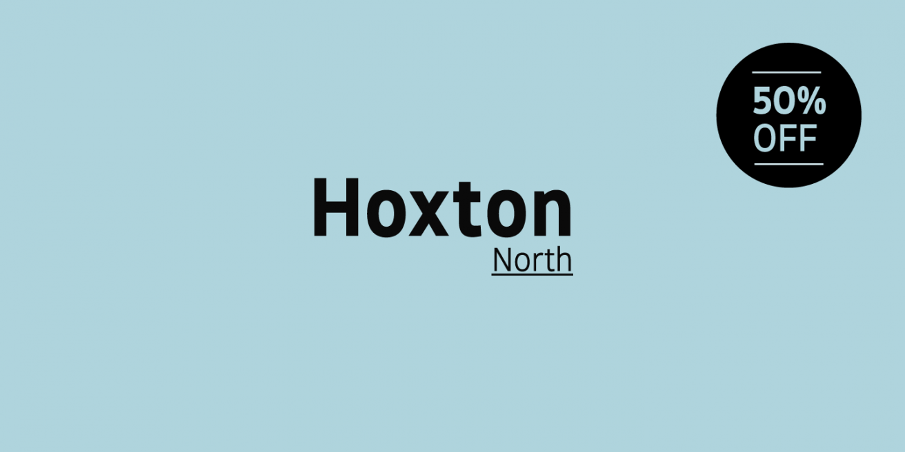 Hoxton North Poster