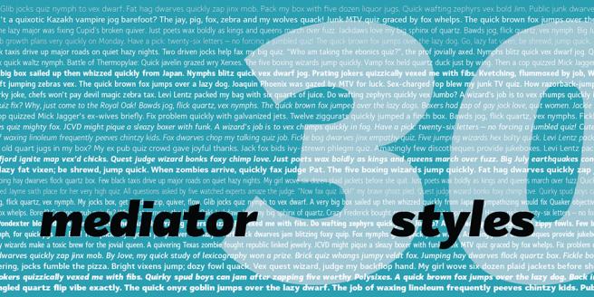 Mediator Poster2