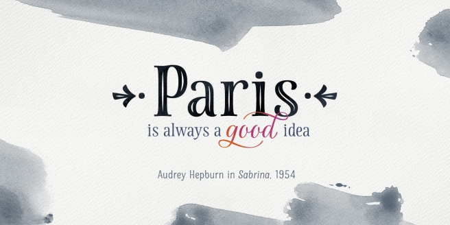 La Parisienne Poster2