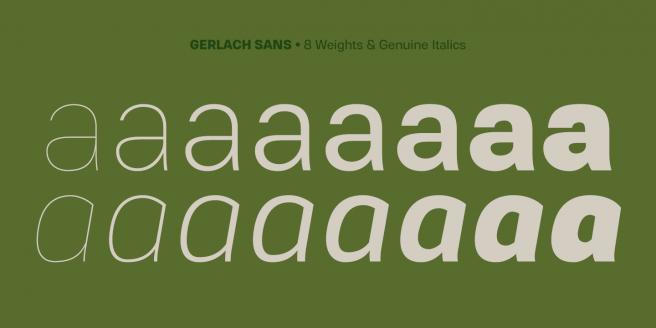 Gerlach Sans Poster1