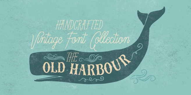 Old Harbour Poster