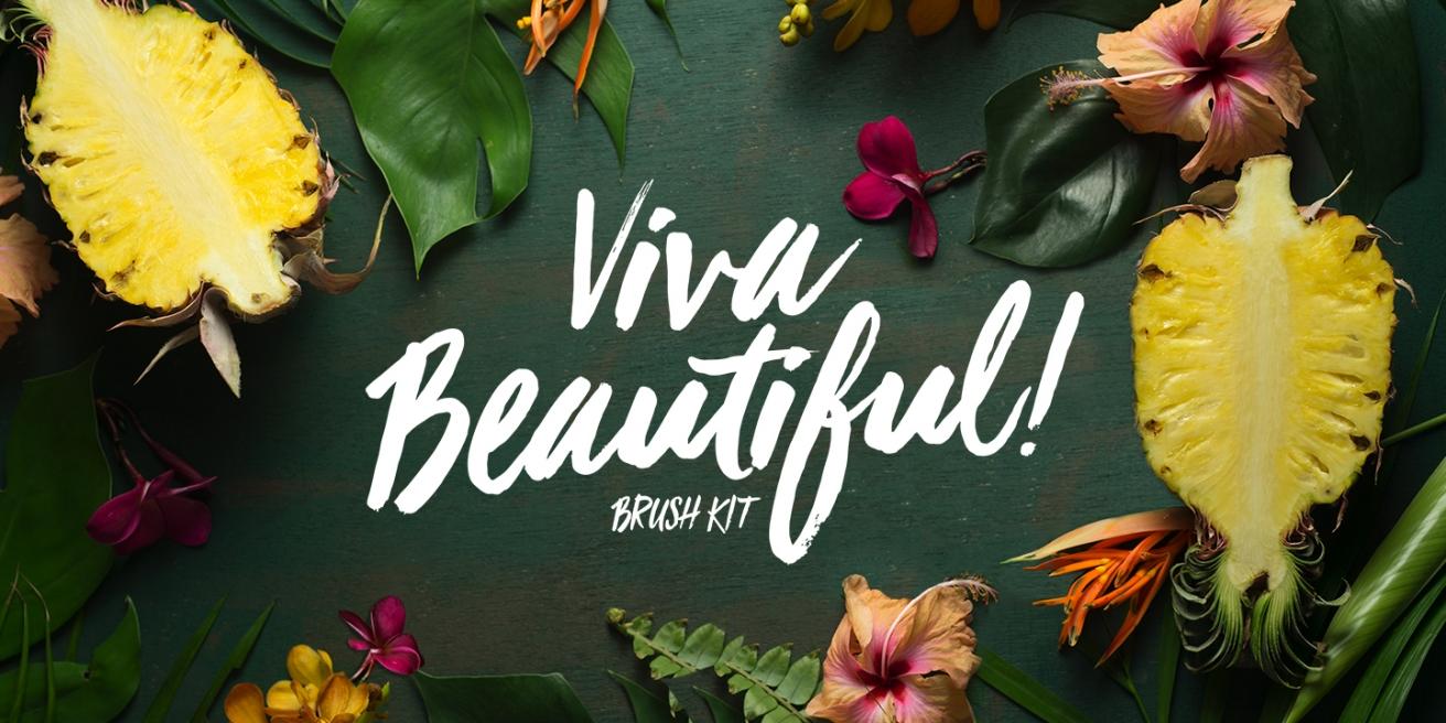 Viva Beautiful Poster