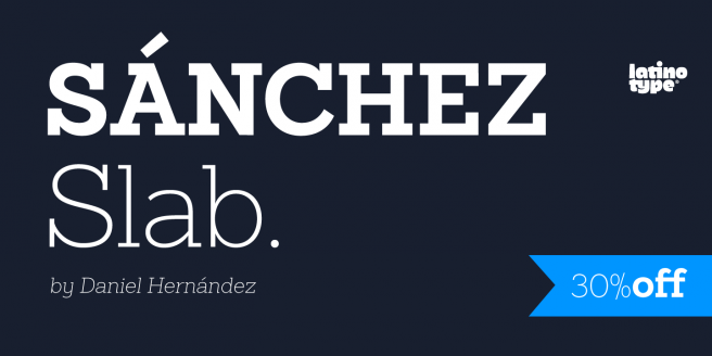 Sanchez Slab Poster