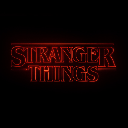 Designing Stranger Things