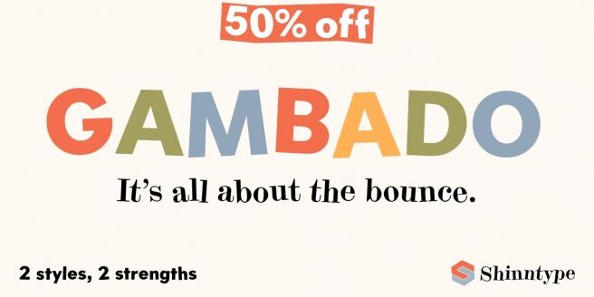 Gambado Poster