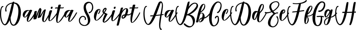 Damita Sample Text