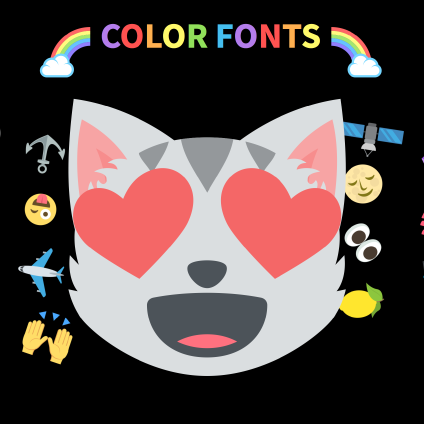 Designing Color Fonts