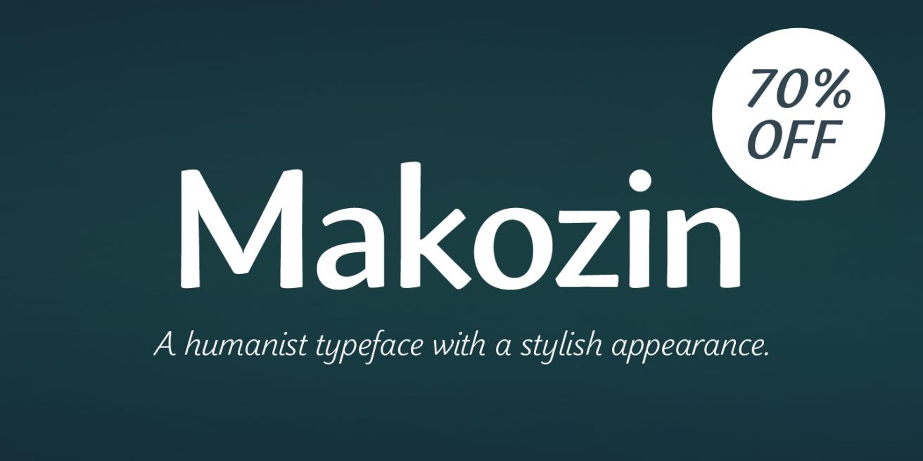 Makozin Poster