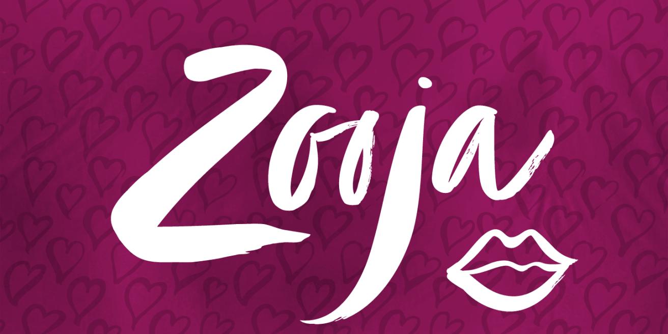 Zooja Poster