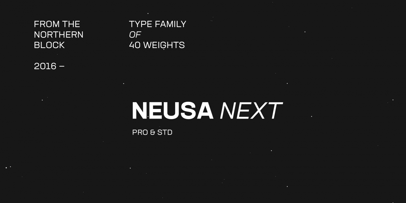 Neusa Next Pro Poster