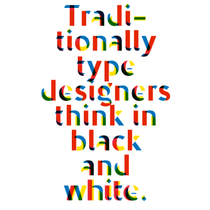 Chromatic Type Evolution